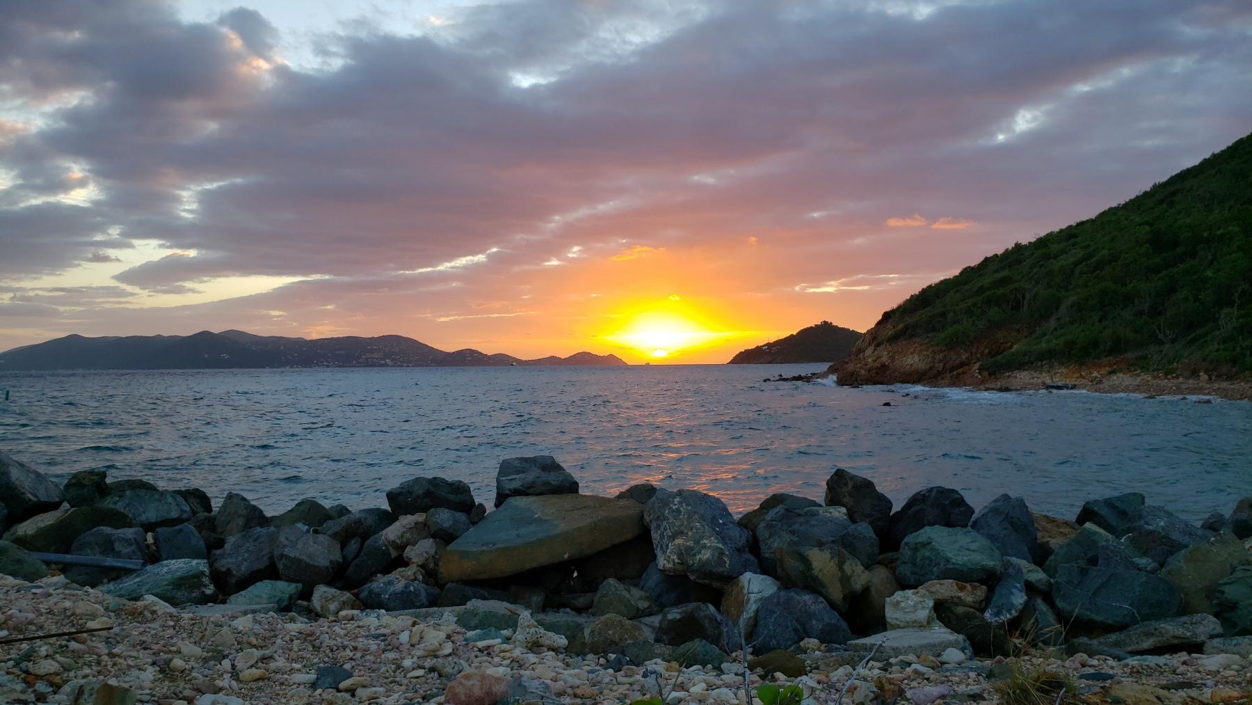 024 Sapphire Beach Sunrise